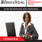 Bank Ernst & Young Job Aptitude Tests Past Questions