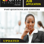 CITA-Petroleum-Job Application Past Questions