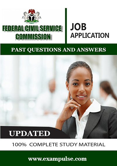 Civil-Service Past Questions and Answers