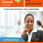 Conoil-Job Application Past Questions and Answers