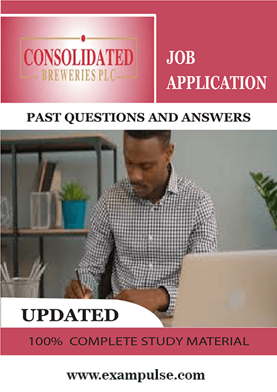 Consolidated-Breweries-job-aptitude-tests-past-questions-and-answers