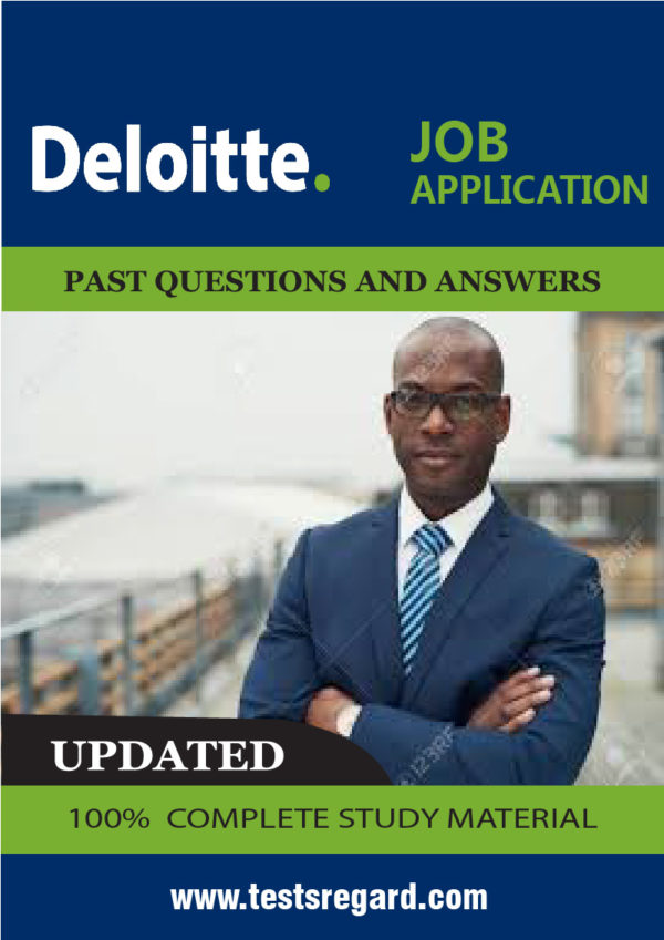 Deloitte Job Aptitude Tests Past Questions and Answers featured image