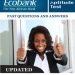 Ecobank test past questions