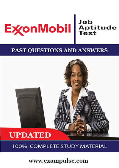 ExxonMobil past questions and answers pdf