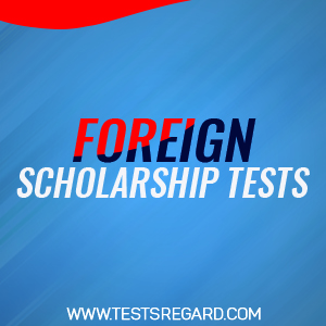 Foreign Scholarship Tests
