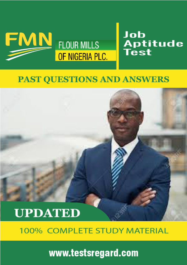 Flour Mills Nigeria Job Tests Questions PDF With Answers