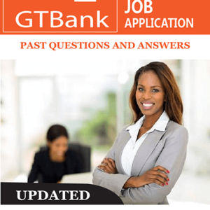 GT Bank Job Aptitude Test Past Questions-and-answers-exampulse