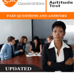 GlaxoSmithKline Job Aptitude past questions and answers
