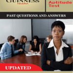 Guinness Nigeria test past questions and answers exampulse