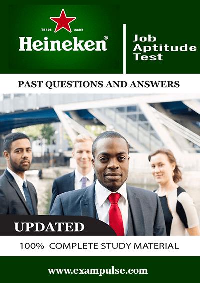 Heineken Graduate Aptitude Test Past Questions PDF With Answers exampulse