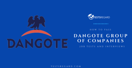 How To Pass Dangote Job Test and Interview