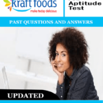 Kraftfoods-Job Aptitude-Tests-Past-Questions and-Answers