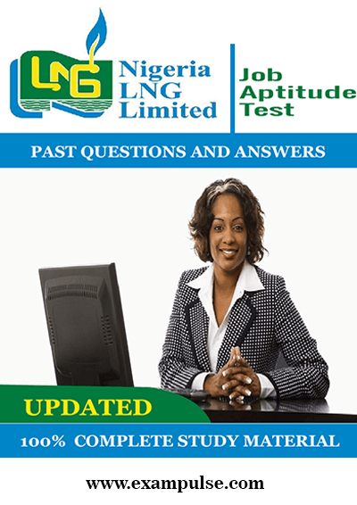 NLNG Job Aptitude Tests Past Questions and Answers