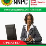 NNPC Aptitude Tests Past Questions and Answers PDF - Exampulse