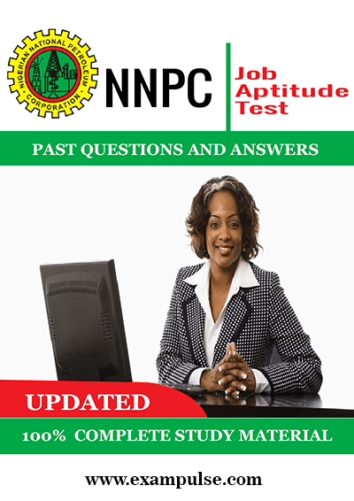NNPC Recruitment Past Questions and Answers 2020/2021