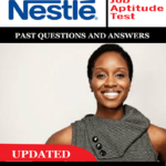 Nestle Tests Past Questions and Answers