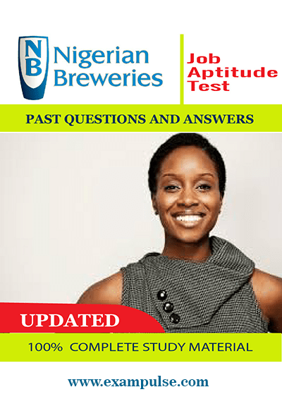 Nigerian Breweries Past Questions and Answers