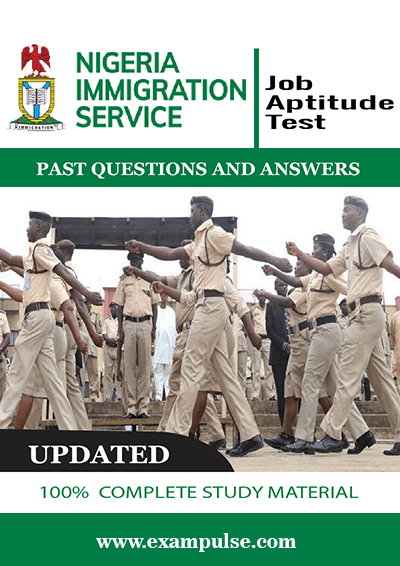 Nigerian Immigration Service NIS Test Questions Exampulse
