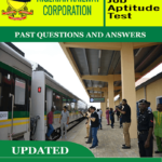 Nigerian Railway Corporation Tests Past Questions PDF and Answers
