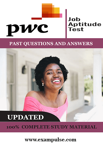 PWC SHL PAST QUESTIONS AND ANSWERS EXAMPULSE