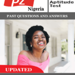 PZ Nigeria Aptitude Tests Questions and Answers PDF