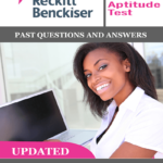 Reckitt Benckiser Job Aptitude Tests Past Questions and Answers