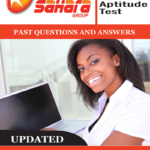 Sahara Group Job Tests (Dragnet) Past Questions and Answers