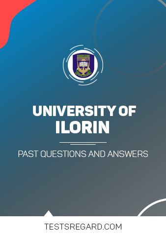 UNILORIN Post UTME Past Questions and Answers PDF Download
