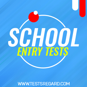 Foreign School Entry Tests