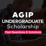AGIP-undergraduate-past-question-exampulse
