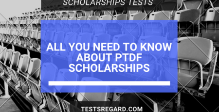ALL YOU NEED TO KNOW ABOUT PTDF SCHOLARSHIPS