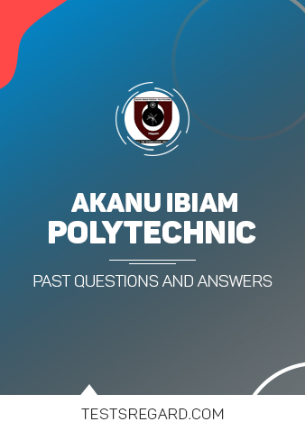 Akanu Ibiam Poly Post UTME Past Questions and Answers