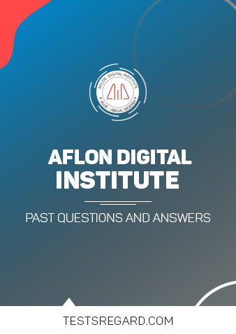 Download AFLON Post UTME Past Questions and Answers