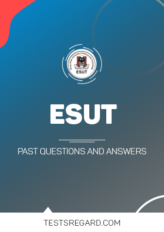 ESUT Post UTME Past Questions and Answers PDF Download