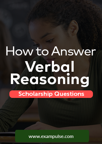 How to Answer Verbal Reasoning
