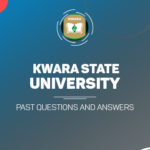 KWASU Post UTME Past Questions and Answer