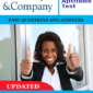 Mckinsey Job PST Test Past Questions and Answers PDF