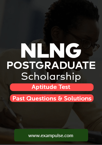 NLNG Postgraduate scholarship aptitude test and past question