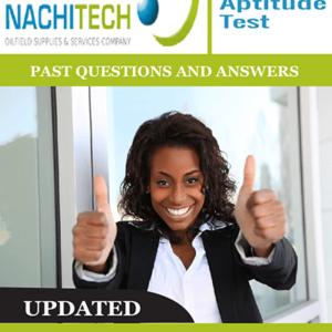 Nachitech Oil Services job test past questions