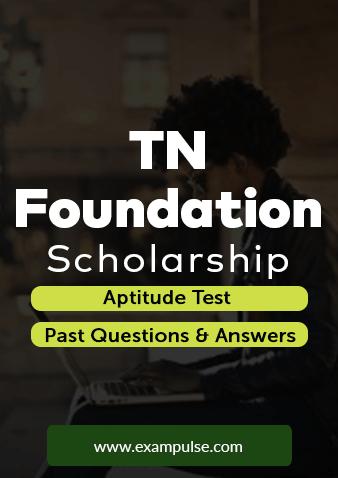 TN Foundation Scholarship Exampulse
