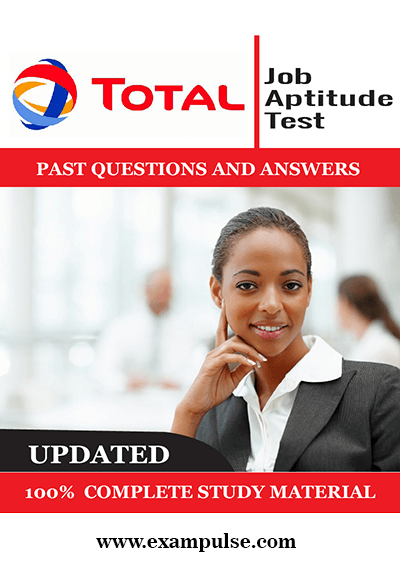 Total Nigeria Job Aptitude Tests Past Questions and Answers PDF
