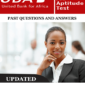 UBA Graduate Job Aptitude Tests Past Questions and Answers PDF