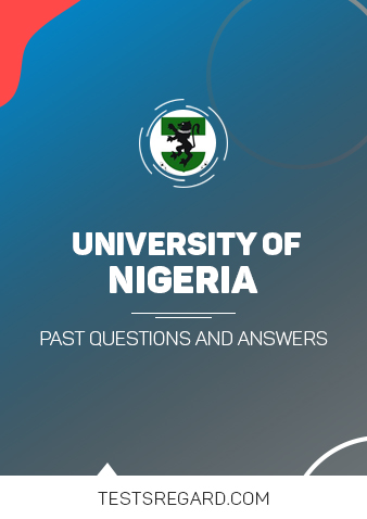UNN Post UTME Past Questions and Answers Download