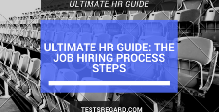 hiring process steps