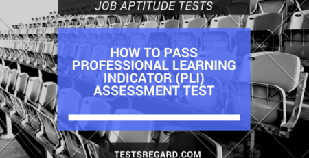 pass pli assessment test