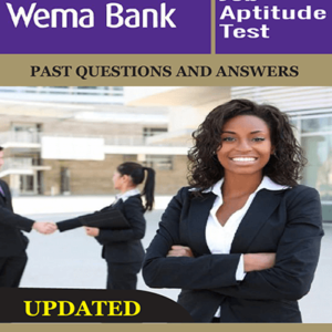 wema bank aptitude test past questions pdf