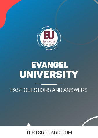 Evangel University Post UTME Past Questions and Answers