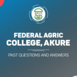 Federal College of Agriculture, Akure Post UTME Past Questions and Answers