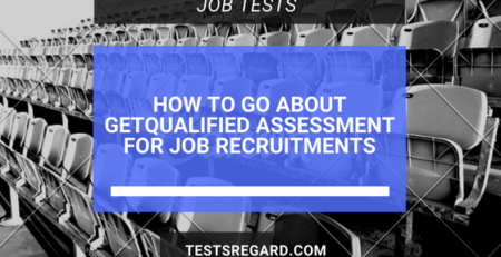 GetQualified Assessment For Job Recruitments