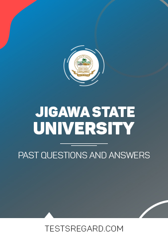 Jigawa State University Post UTME Past Questions and Answers